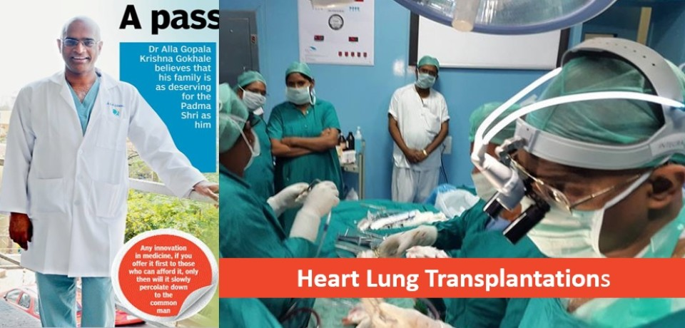 Heart Lung Transplantations